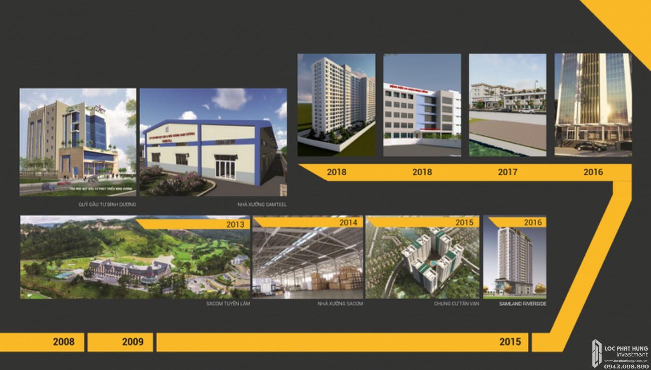 Quá trình phát triển của công ty Cổ phần Đầu tư Xây dựng BCONS luôn gắn liền với những công trình nổi bật