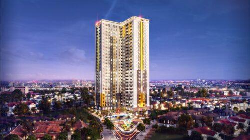 Dự án căn hộ Bcons Sala Dĩ An - Chủ đầu tư Bcons
